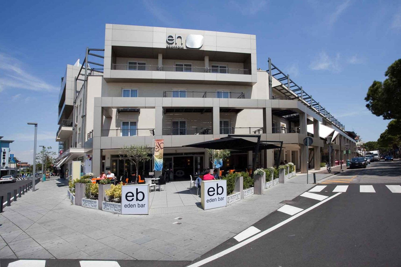 Eden bar for Designhotel jesolo